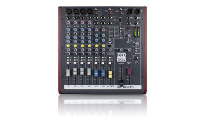 Allen & Heath ZED60-10FX Audio Mixer w/ Digital FX & USB Audio