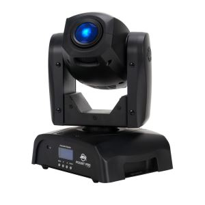 American DJ ADJ Pocket Pro 25W LED Moving Head Disco Effect Light Club