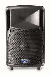 FBT HiMaxX 40a Active Speakers 650w RMS (500 + 150) Only 18Kgs!