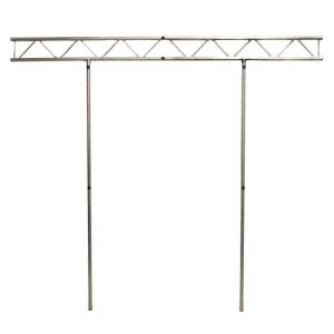 American DJ Pro Event IBeam Truss section for Pro Event Stand II 2Stand II Folding Table ADJ Booth