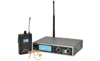 Chord IEM16 16-channel PLL UHF stereo in-ear monitoring system 171.892UK Monitor