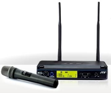 JTS IN-164R/A UHF Handheld Wireless Radio Microphone system IN-164R & IN-264TH