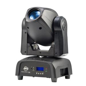 American DJ ADJ Focus Spot One 35W LED +UV Moving Head Light Disco Club Gobo