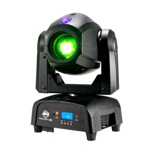 American DJ ADJ Focus Spot 2 Two 75W LED +UV Moving Head Light Disco Club Gobo