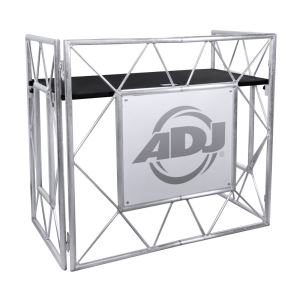 American DJ Pro Event Stand II 2 Folding Table ADJ Booth