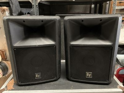 USED 2 EV SX200 Speakers